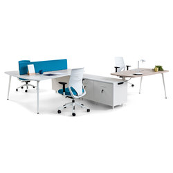 Twist Spine | Desking systems | actiu