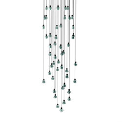 Drip/Drop S/48L | Suspended lights | BOVER