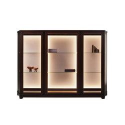 Nefertiti cabinet | Display cabinets | Promemoria
