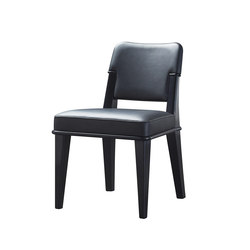Vespertine Large chair | Visitors chairs / Side chairs | Promemoria