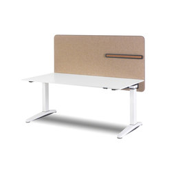 Dvisio Frameless Screen | Table dividers | Steelcase