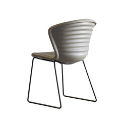 Marshmallow | 919.91 | Visitors chairs / Side chairs | Tonon