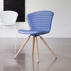 Marshmallow | 919.L1 | Visitors chairs / Side chairs | Tonon