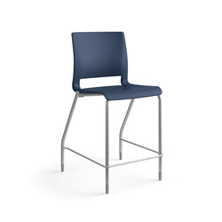 Rio | Counter 24-inch Stool | Sillas de trabajo altas | SitOnIt Seating