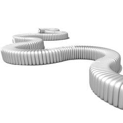 River Snake | 903.10 | Éléments de sièges modulables | Tonon