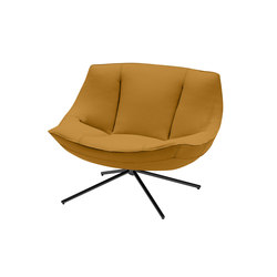 Vera Lounge Chair | Poltrone lounge | Softline A/S