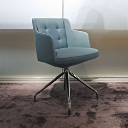 Embrace | Chair | Sièges visiteurs / d'appoint | Estel Group