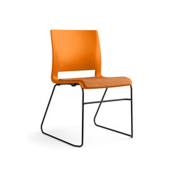 Rio | Wire Rod | Visitors chairs / Side chairs | SitOnIt Seating