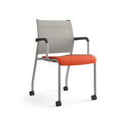 Wit Side | Mesh | Visitors chairs / Side chairs | SitOnIt Seating
