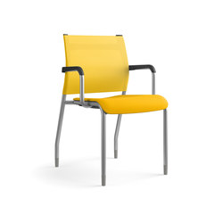 Wit Side | Mesh | Besucherstühle | SitOnIt Seating