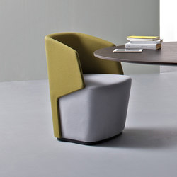 Embrace Hall | Armchair | Lounge chairs | Estel Group