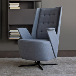 Embrace Lounge | Armchair | Sillones lounge | Estel Group