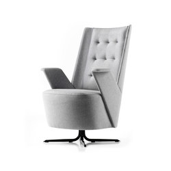 Embrace Lounge | Armchair | Loungesessel | Estel Group