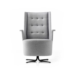 Embrace Lounge | Armchair | Sillones | Estel Group