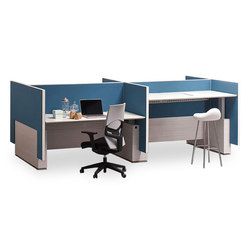 Evo Kubic | Desking systems | Estel Group