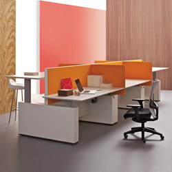 Evo Sit&Stand | Tavoli contract | Estel Group