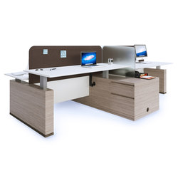 Evolution | Desking systems | Estel Group