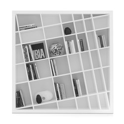 Giano K | Bookshelf | Shelving | Estel Group