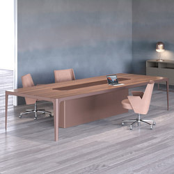 Grand More | Meeting Table | Tavoli multimediali per conferenze | Estel Group
