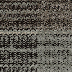 World Woven - Summerhouse Shades Brown variation 1 | Carpet tiles | Interface USA