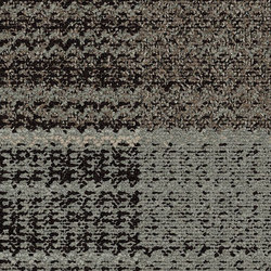 World Woven - Summerhouse Shades Brown variation 4 | Carpet tiles | Interface USA