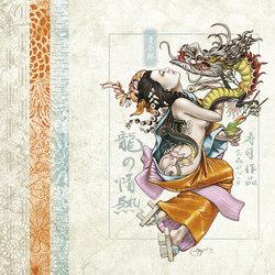 Passione del drago | Arte | Inkiostro Bianco