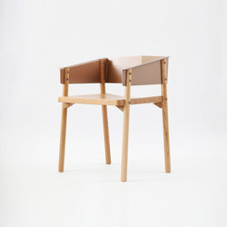 Note Chair | Sedie | Hyfen