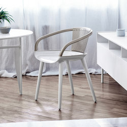 Cyborg Daisy Chair | Visitors chairs / Side chairs | Magis