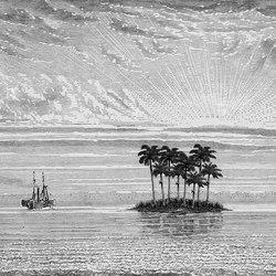 Island | Arte | Inkiostro Bianco