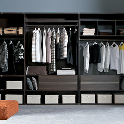 Habitat Cabina | Walk-in wardrobes | Estel Group