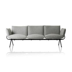 Officina sofa | Canapés d'attente | Magis