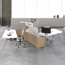 I Pianeti Cartesio | Desking systems | Estel Group