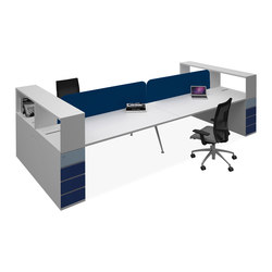 I Pianeti Joint | Desking systems | Estel Group