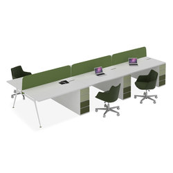 I Pianeti Top Fly | Desking systems | Estel Group