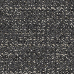 World Woven - WW870 Weft Charcoal variation 1 | Carpet tiles | Interface USA