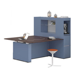 Isola Ergonomic | Buffets multimédia | Estel Group