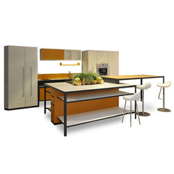 Isola Party | Modular kitchens | Estel Group