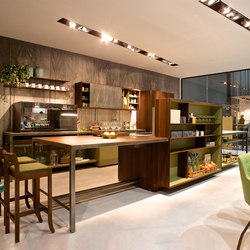 Isola Party | Cucine modulari | Estel Group