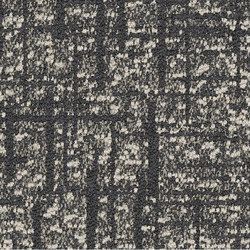 World Woven - WW890 Dobby Charcoal variation 1 | Carpet tiles | Interface USA