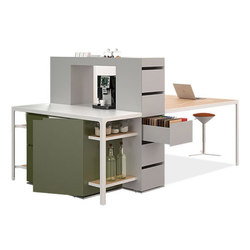 Isola Snack&Shop | AV cabinets | Estel Group