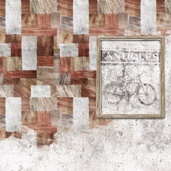 Roubaix | Wall coverings / wallpapers | Inkiostro Bianco