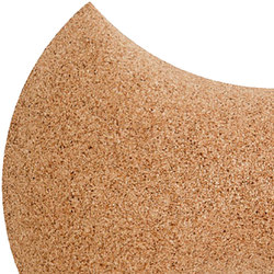 Shapes - Bow Tie (Natural) | Cork tiles | Architectural Systems