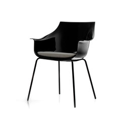 Kab | Chair | Visitors chairs / Side chairs | Estel Office