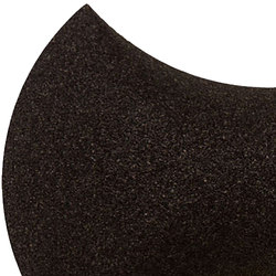 Shapes - Bow Tie (Black) | Cork tiles | Architectural Systems