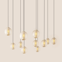Bloom Pendant - White | Suspensions | Resident