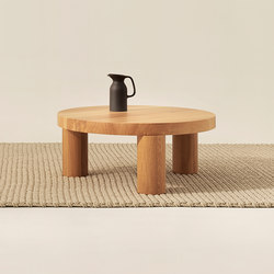 Offset coffee Table | Mesas de centro | Resident