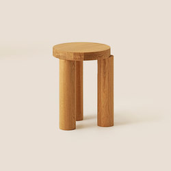 Offset Stool | Lounge tables | Resident
