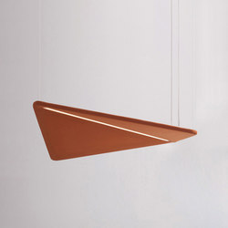 Kite Acustico Sospeso | Plafonds suspendus | Estel Group
