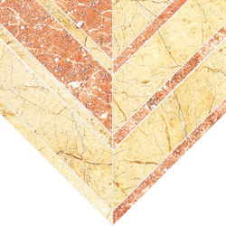 Arrows | Type G 06 | Dalles en pierre naturelle | Gani Marble Tiles
