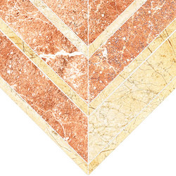 Arrows | Type G 07 | Natural stone tiles | Gani Marble Tiles